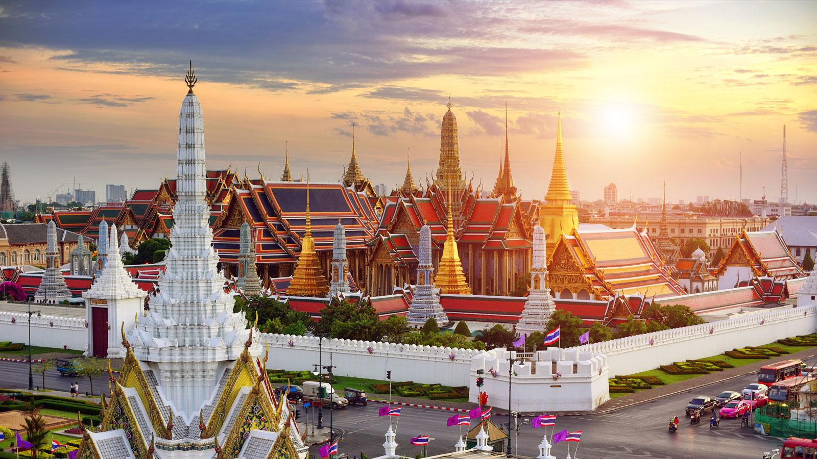 Du lịch Thái Lan: Bangkok - Pattaya - Safari World 5 ngày