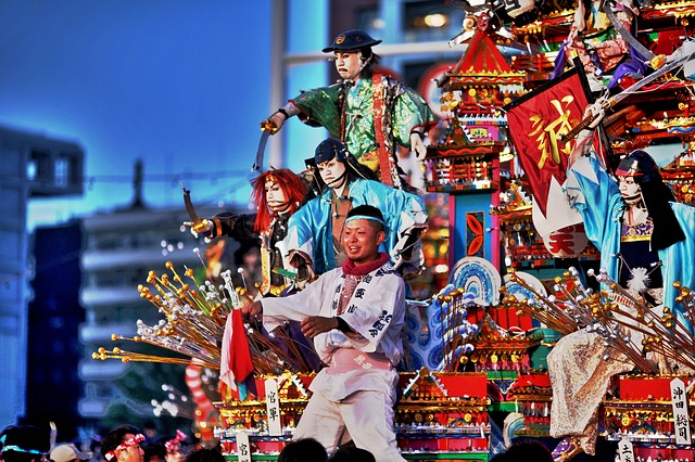 Khám phá 6 lễ hội truyền thống trong tháng 12 của Nhật Bản