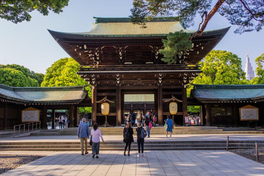 7 điểm du lịch hàng đầu ở Tokyo