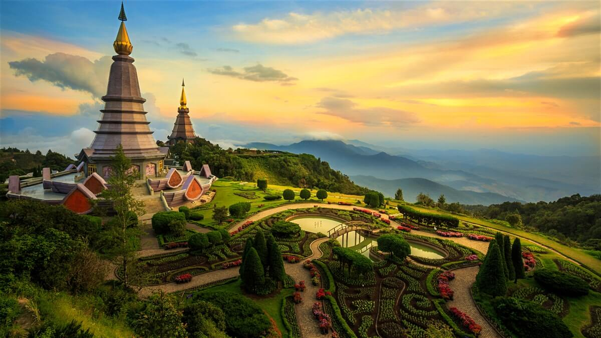 Tour Chiang Mai – Chiang Rai 4 ngày 3 đêm