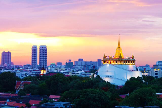 Du lịch Bangkok – Pattaya 4 ngày 3 đêm