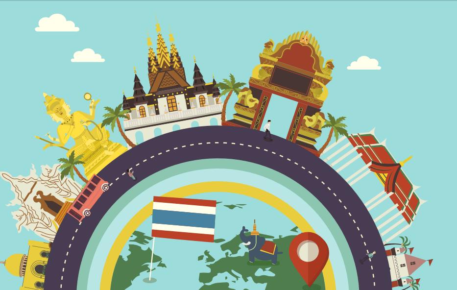 Kinh nghiệm du lịch Bangkok Thái Lan mới nhất 2018
