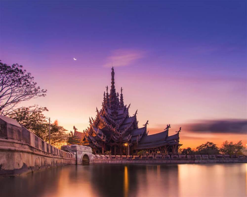 Du lịch Bangkok - Pattaya - Safari World 5 ngày 4 đêm