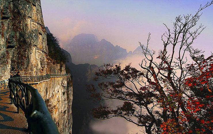 Trương Gia Giới - Ấn tượng du lịch Trung Quốc