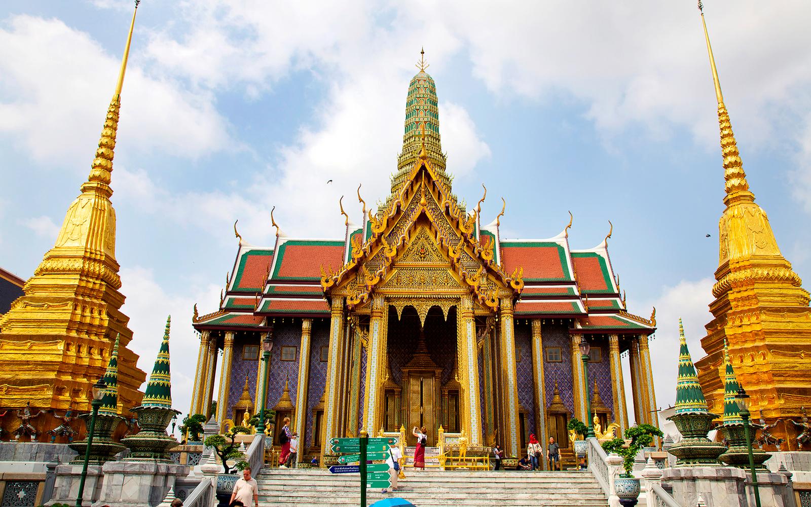 Du lịch Thái Lan: Bangkok - Pattaya 5 ngày