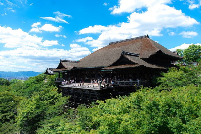 6 Điểm du lịch hấp dẫn tại Kyoto