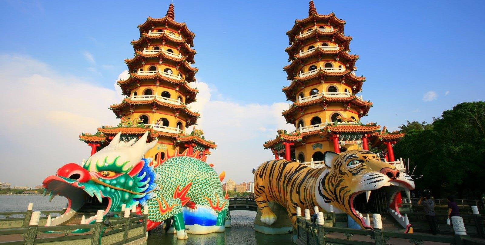 Du lịch Đài Loan: Đài Bắc – Cao Hùng – Đài Trung 5 ngày