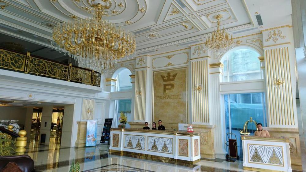 Free & easy: Du lịch Đà Nẵng khách sạn Paracel 4 sao