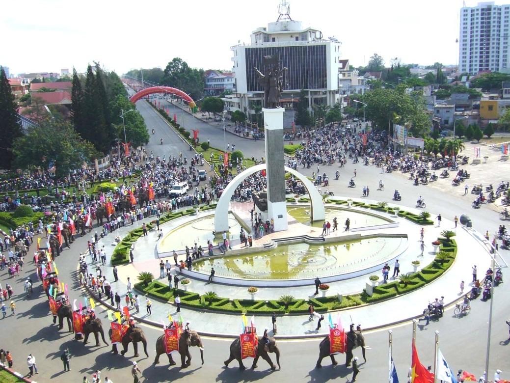 Tour Hà Nội – Buôn Mê Thuật – Tuy Hòa – Quy Nhơn  4 ngày 3 đêm