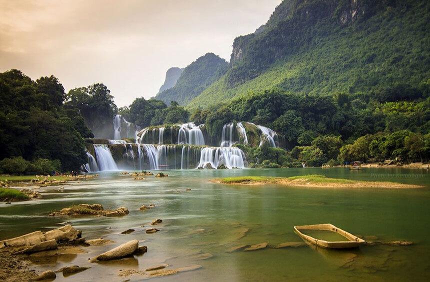 5 điều nên biết khi đi du lịch thác Bản Giốc