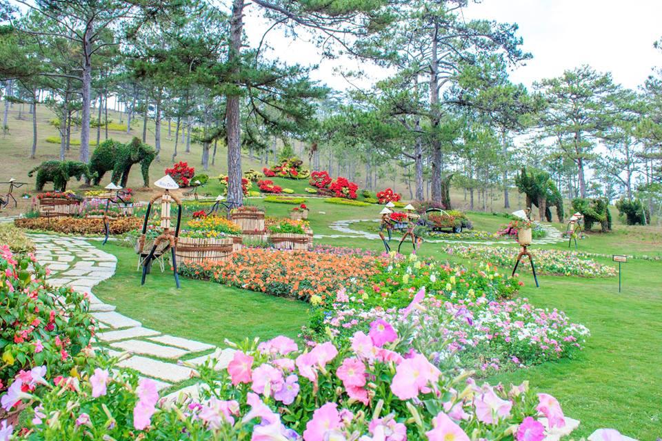 Tour du lịch Đà Lạt - Buôn Mê Thuật - Pleiku 5 ngày 4 đêm