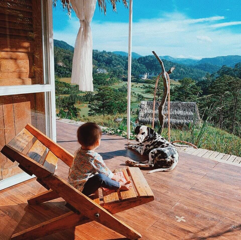 The Wilder nestĐà Lạt - Home stay thơ mộng ấn tượng