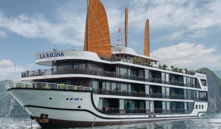 Du thuyền La Regina Royal 4 sao