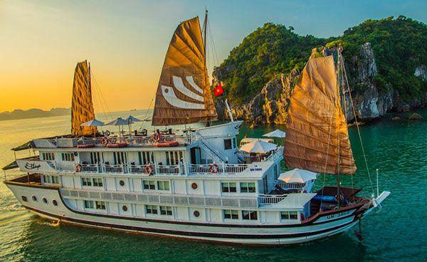Du thuyền Bhaya 5 sao