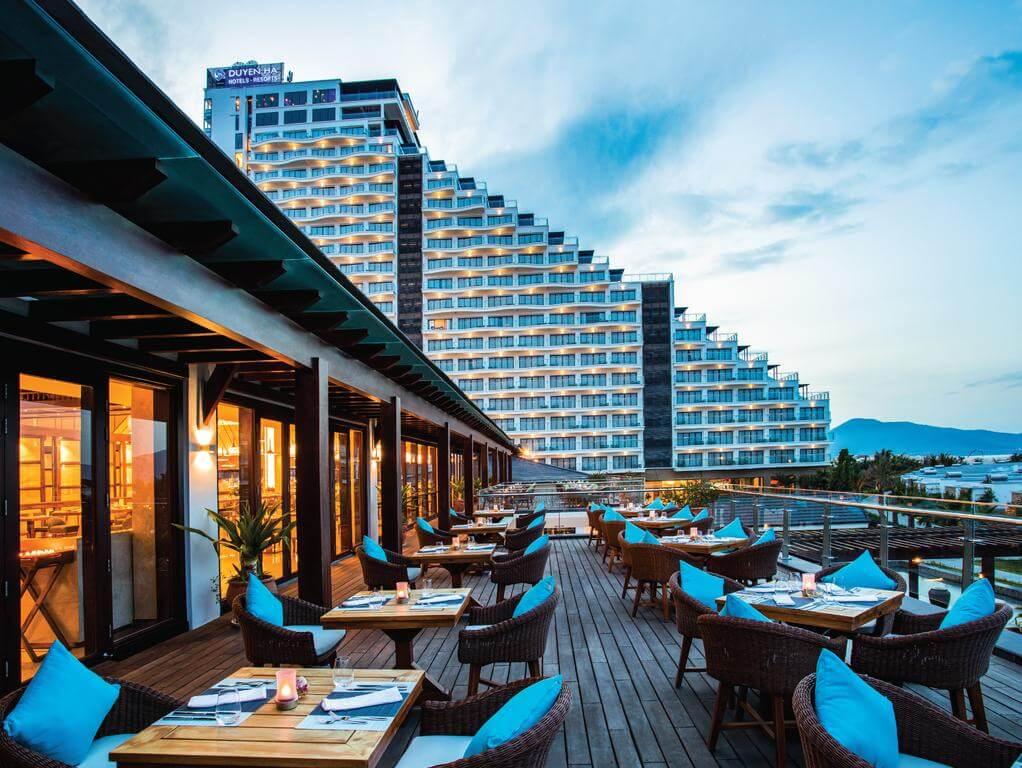Free & easy Du lịch Nha Trang Duyên Hải Resort 5 sao