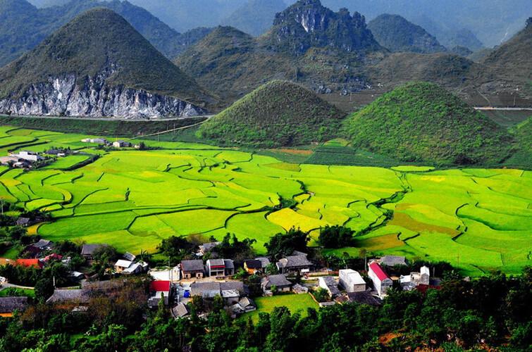 Tour ghép Hà Giang – Đồng Văn 3 ngày
