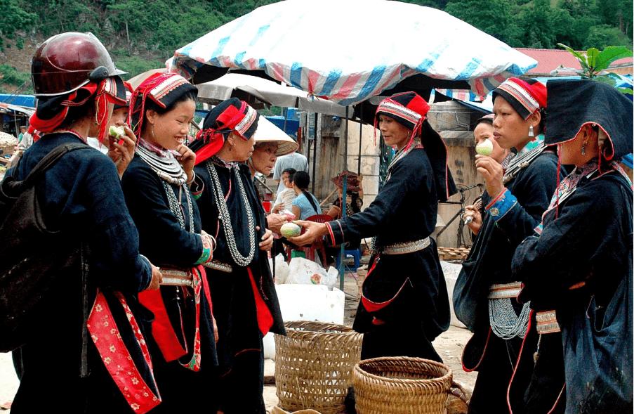 Khám phá 3 khu chợ vùng cao hấp dẫncủa Hà Giang