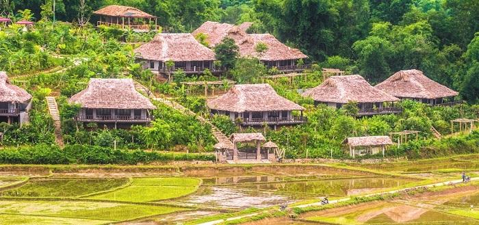 Tour ghép Mai Châu - Pù Luông