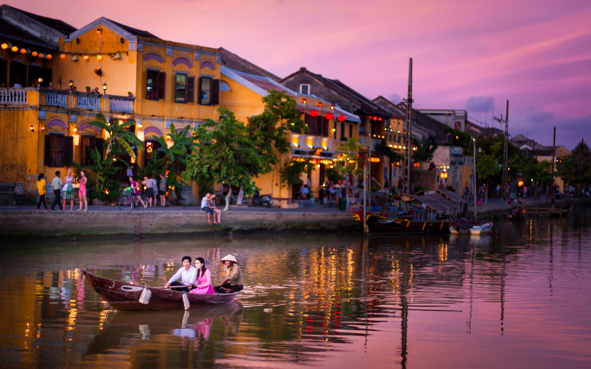 Tour ghép Đà nẵng – Hội An – Huế 4 ngày