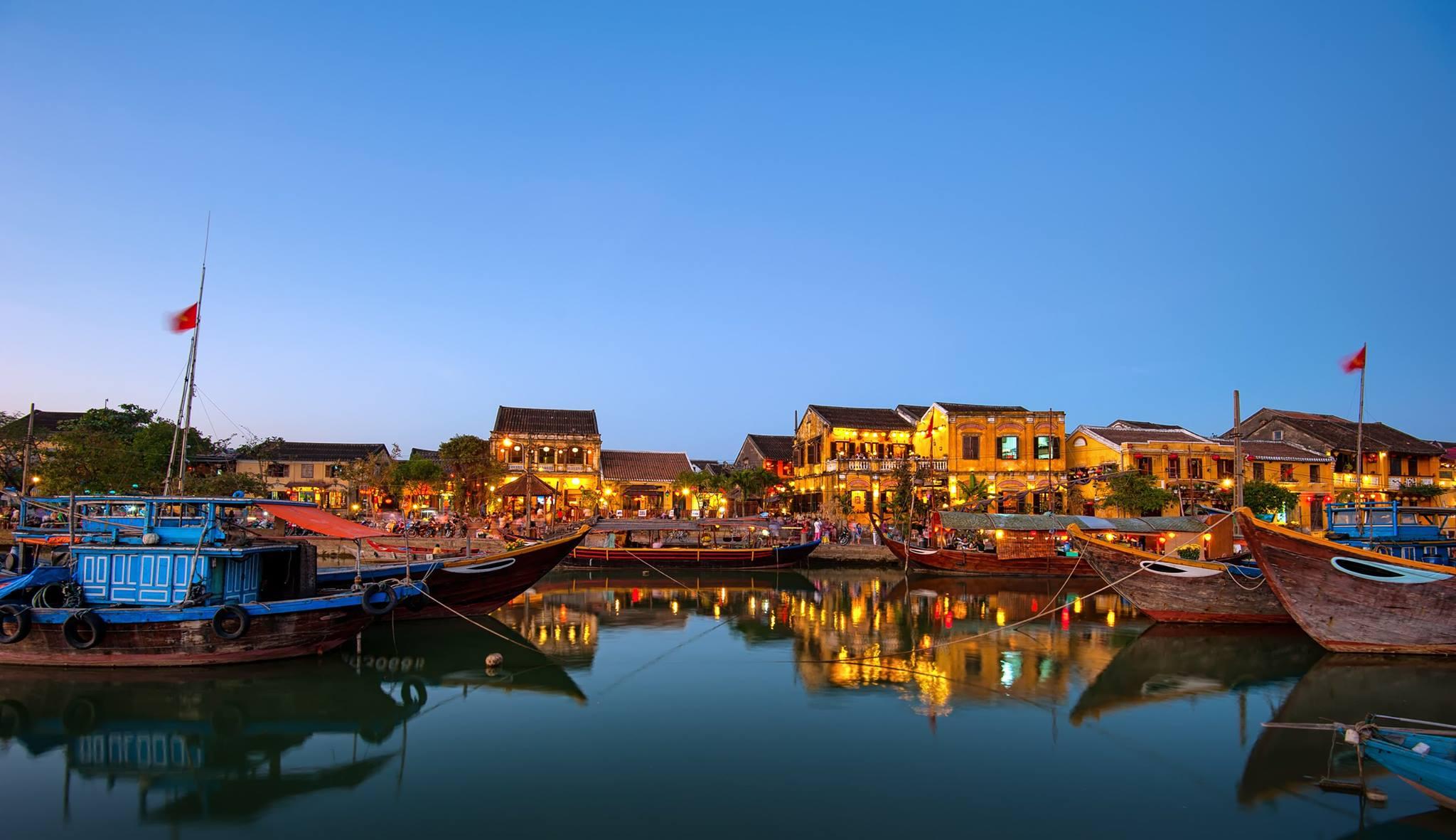 Tour ghép Huế – Động Thiên Đường/Phong Nha – đà nẵng – Hội An 5 ngày