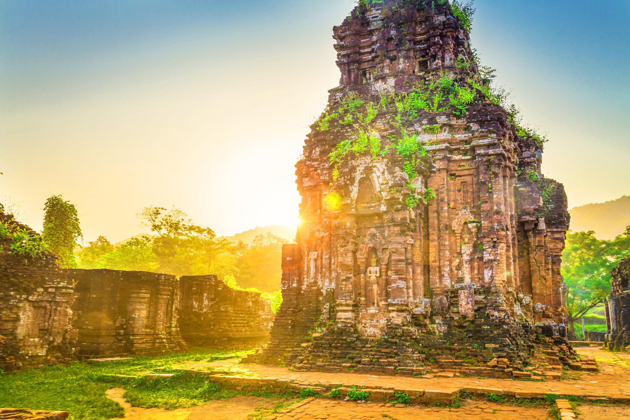 Tour ghép Mỹ Sơn – Hội An 1 ngày