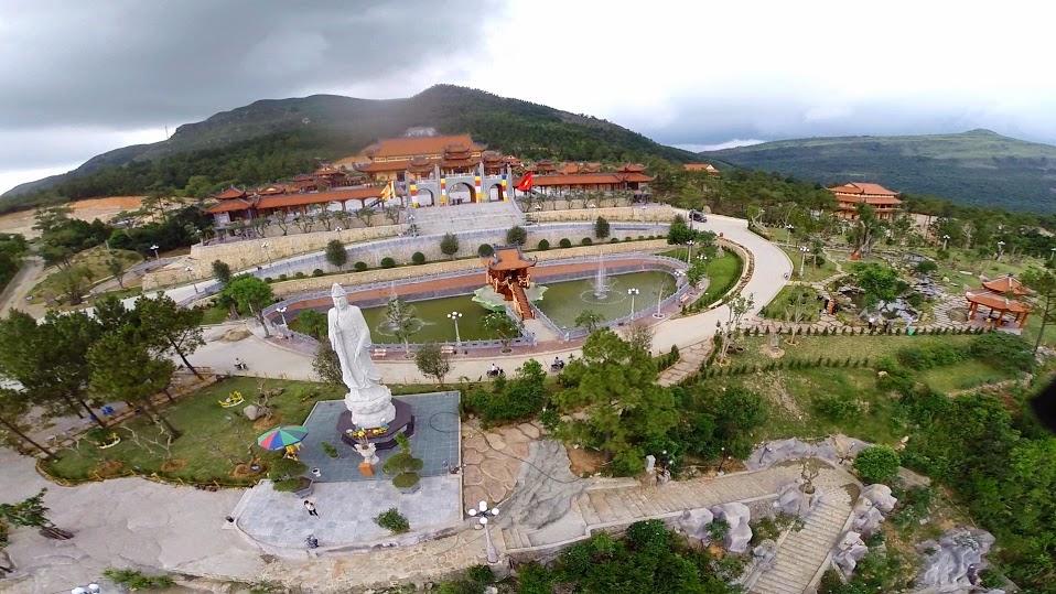Tour ghép Yên Tử 1 ngày