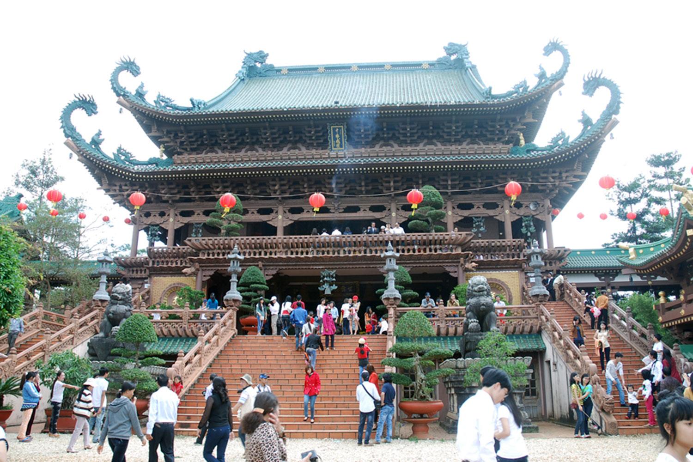 Tour ghép chùa Hương 1 ngày