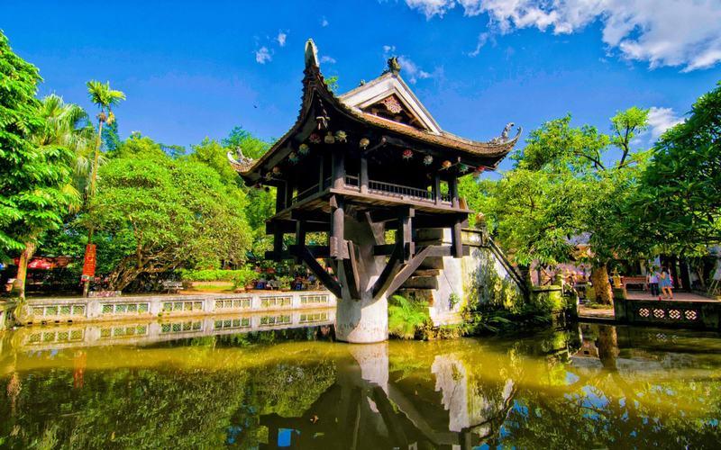 14 danh lam thắng cảnh xưa ở Hà Nội