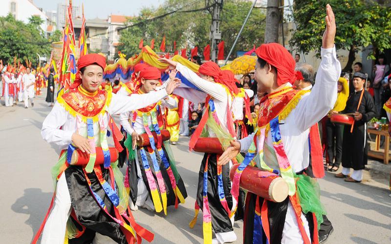 Top 6 lễ hội truyền thống đặc trưng ở Hà Nội