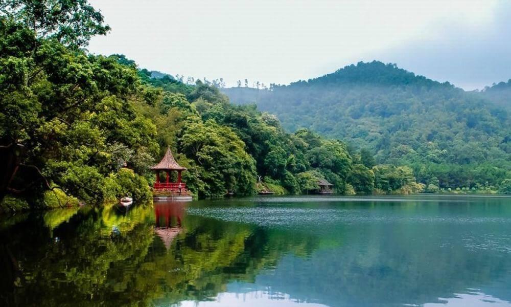 5 Kinh nghiệm du lịch Thiên Sơn - Suối Ngà