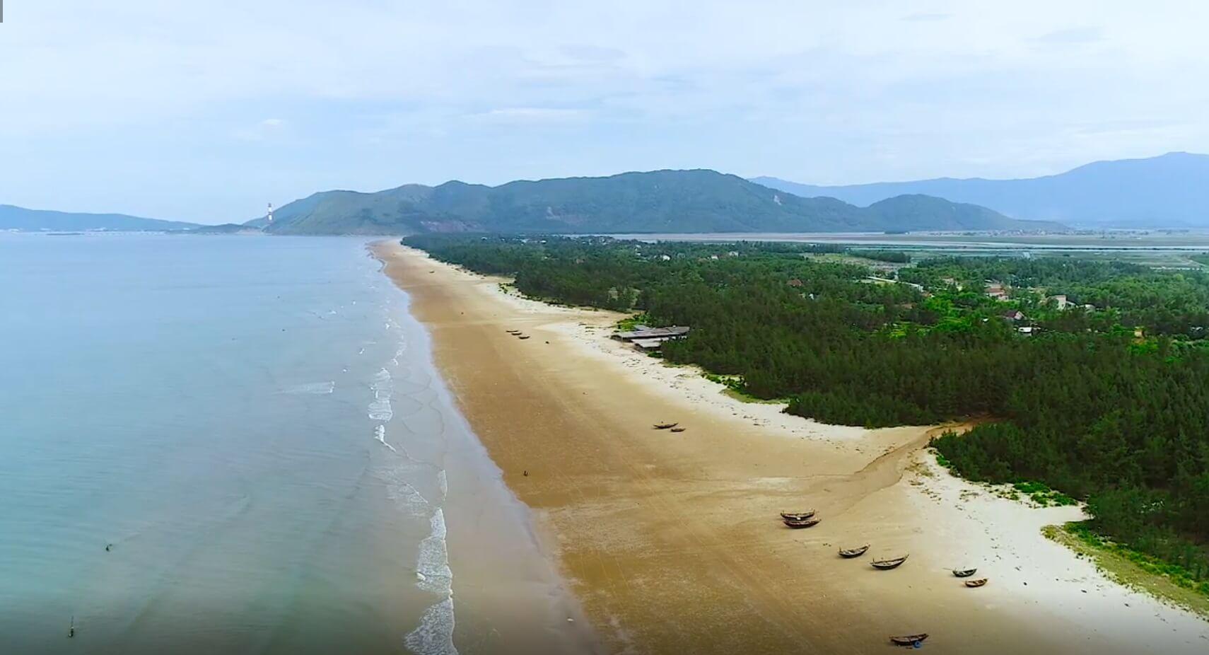 6 bãi biển tuyệt vời hấp dẫn Hà Tĩnh
