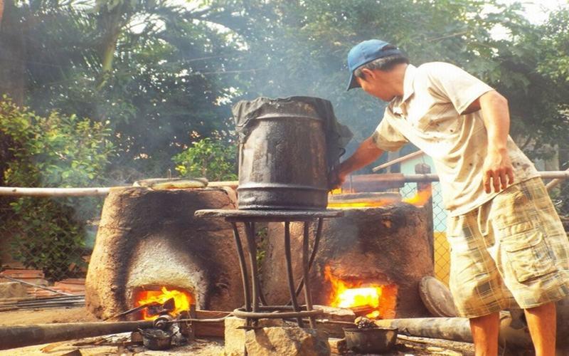 Top 7 Làng nghề đúc đồng ở Việt Nam