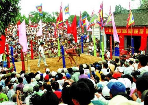 Những lễ hội du xuân đầu năm nổi tiếng tại miền Trung – Phần 1
