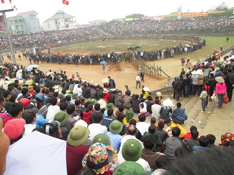 9 Lễ hội ở đặc sắc ở Vĩnh Phúc