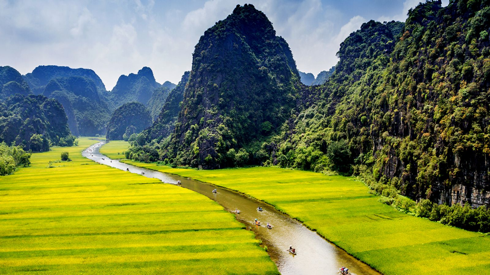 Tour Hoa Lư - Tam Cốc 1 ngày
