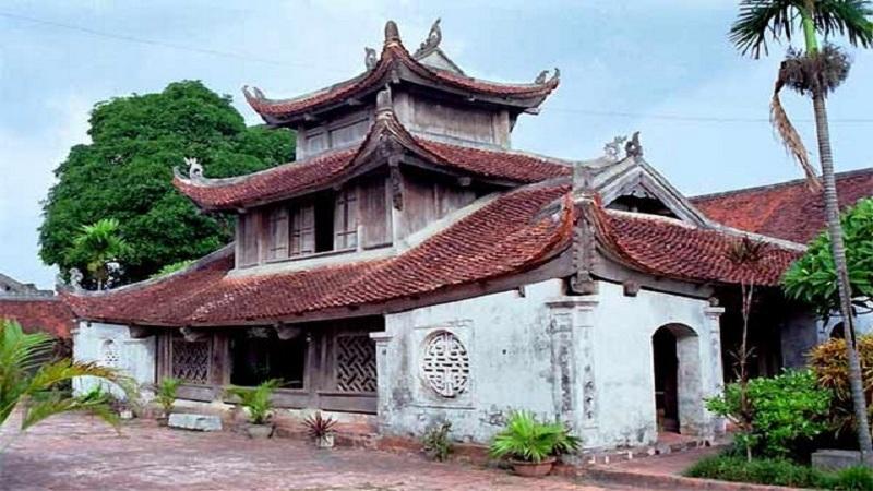 Tour Chùa Phật Tích - Chùa Dâu - Chùa Bút Tháp - Đền Đô