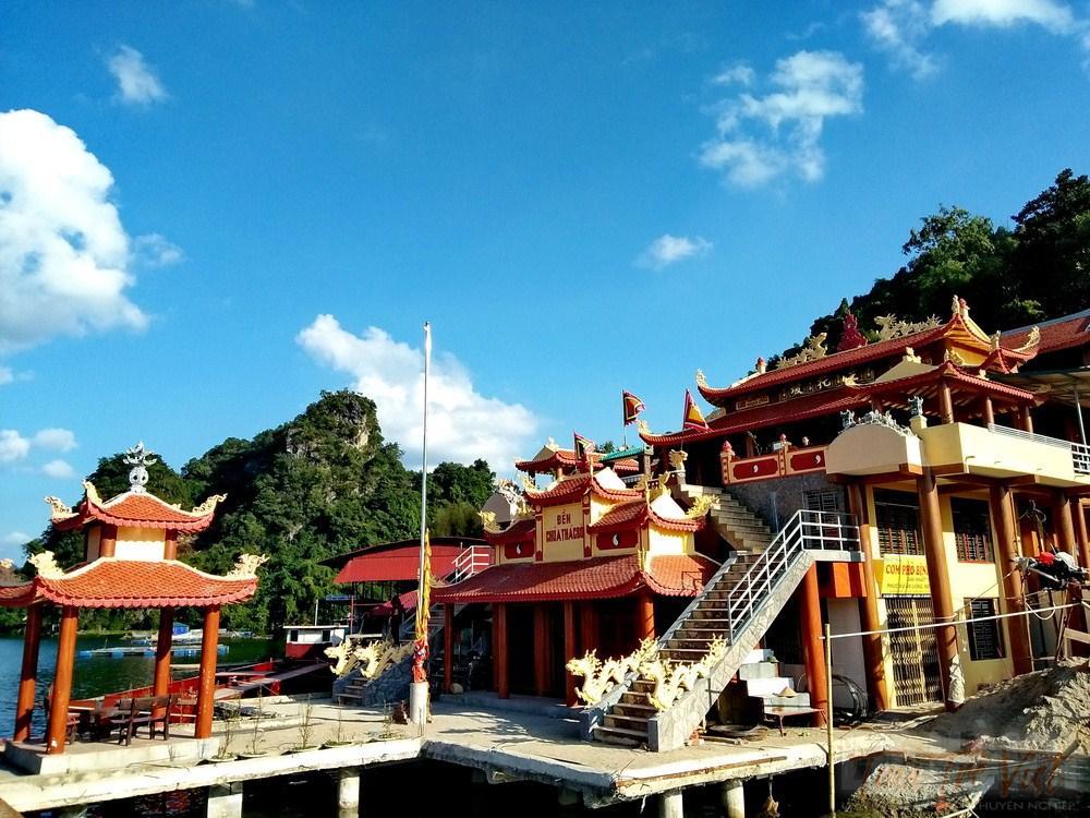 Tour Thung Nai - đền Thác Bờ 1 ngày