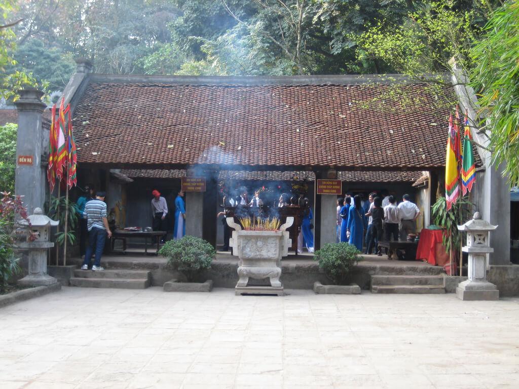 Tour Đền Hùng - Đền Sóc - Chùa Non Nước