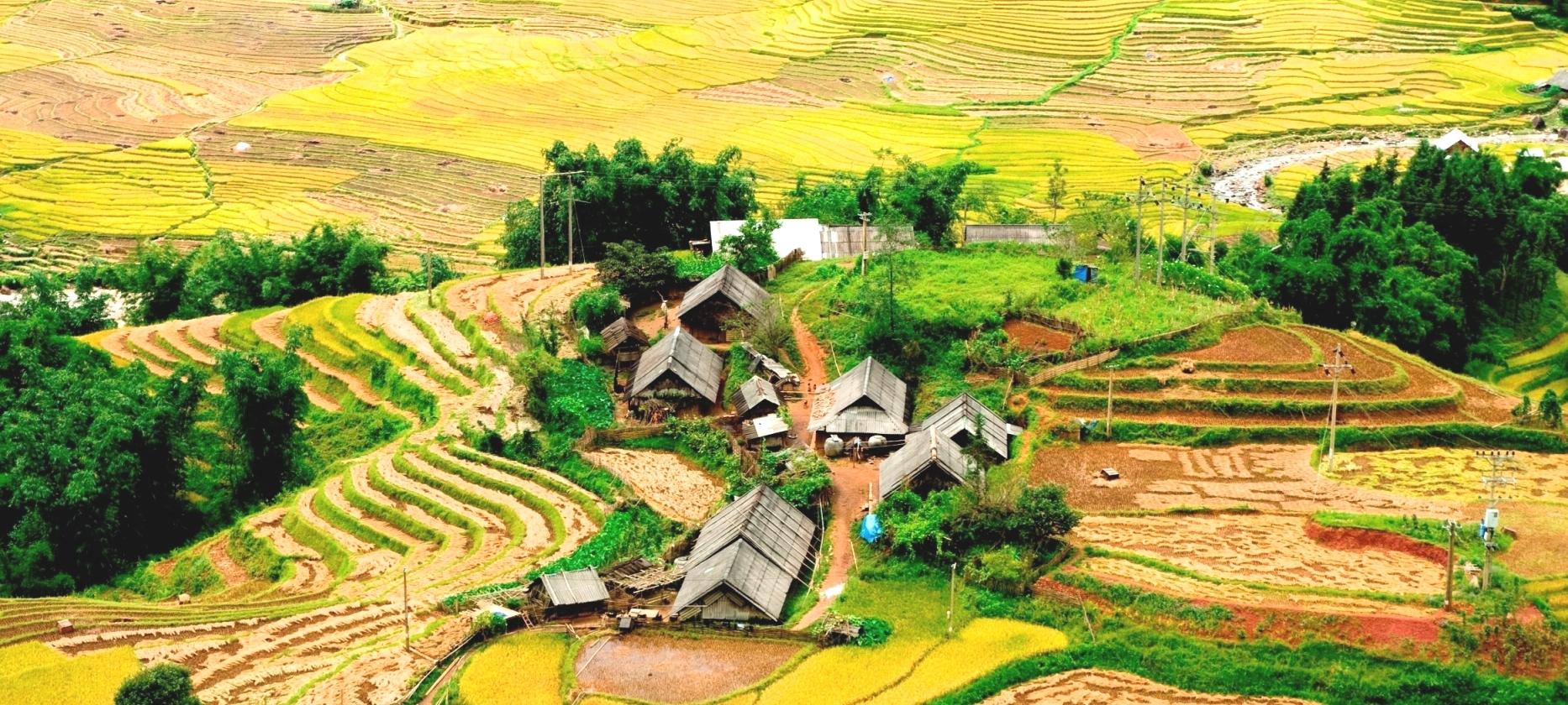 Tour ghép Hà Nội – Hạ Long – Ninh Bình – Sapa  6 ngày