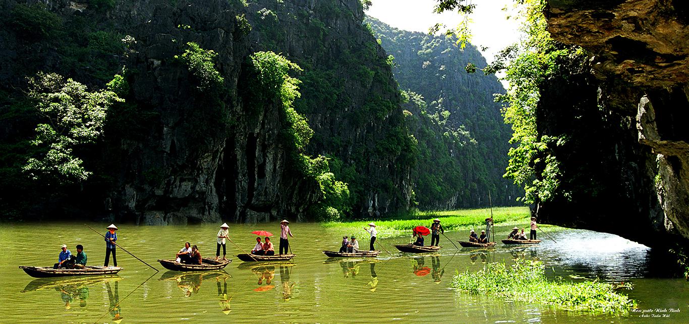 Tour ghép Hà Nội – Ninh Bình – Chùa Hương – Hạ Long 5 ngày
