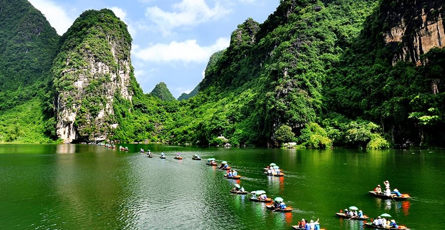 Tour ghép Hà Nội – Ninh Bình – Chùa Hương – Hạ Long 4 ngày
