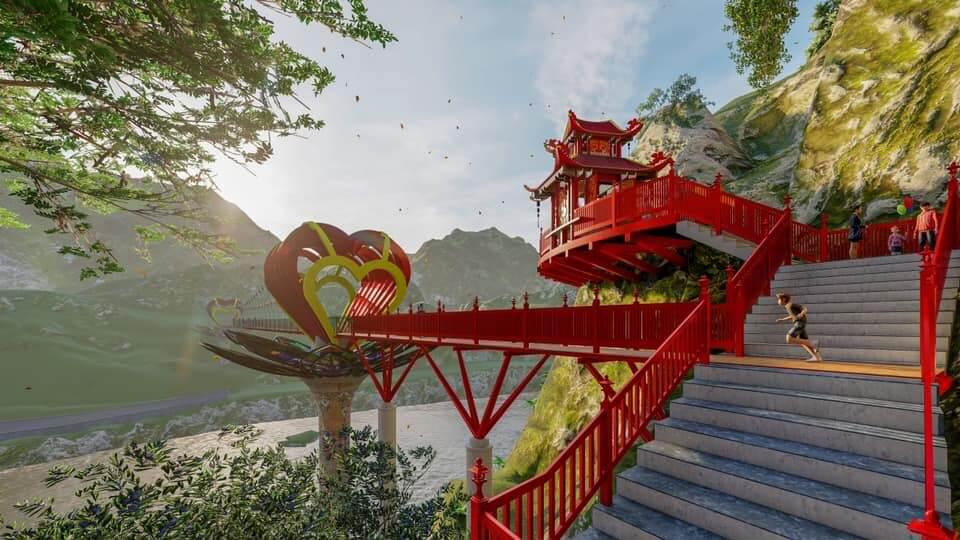 Cầu kính tình yêu Mộc Châu - Hứa hẹn là điểm du lịch hot nhất