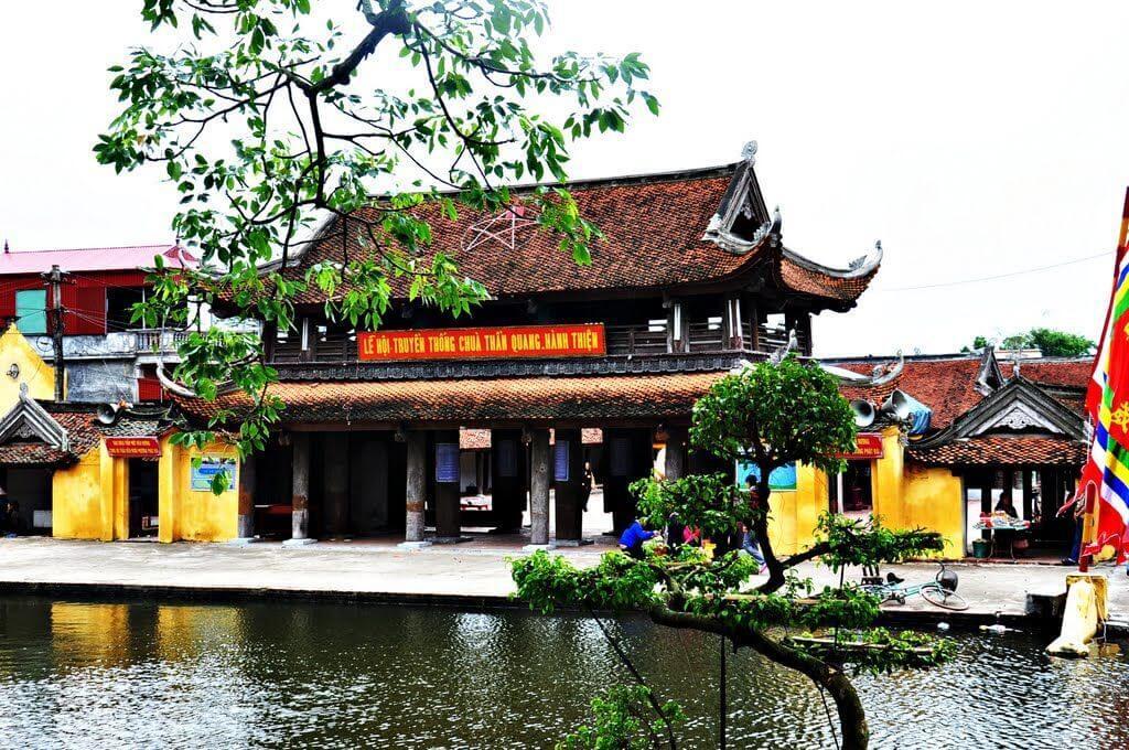 11 điểm du lịch Nam Định nên đến