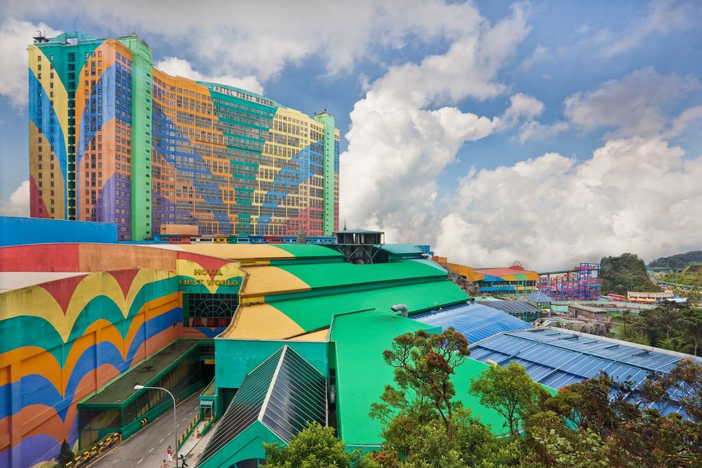 8 thông tin hữu ích khi đến Genting Malaysia