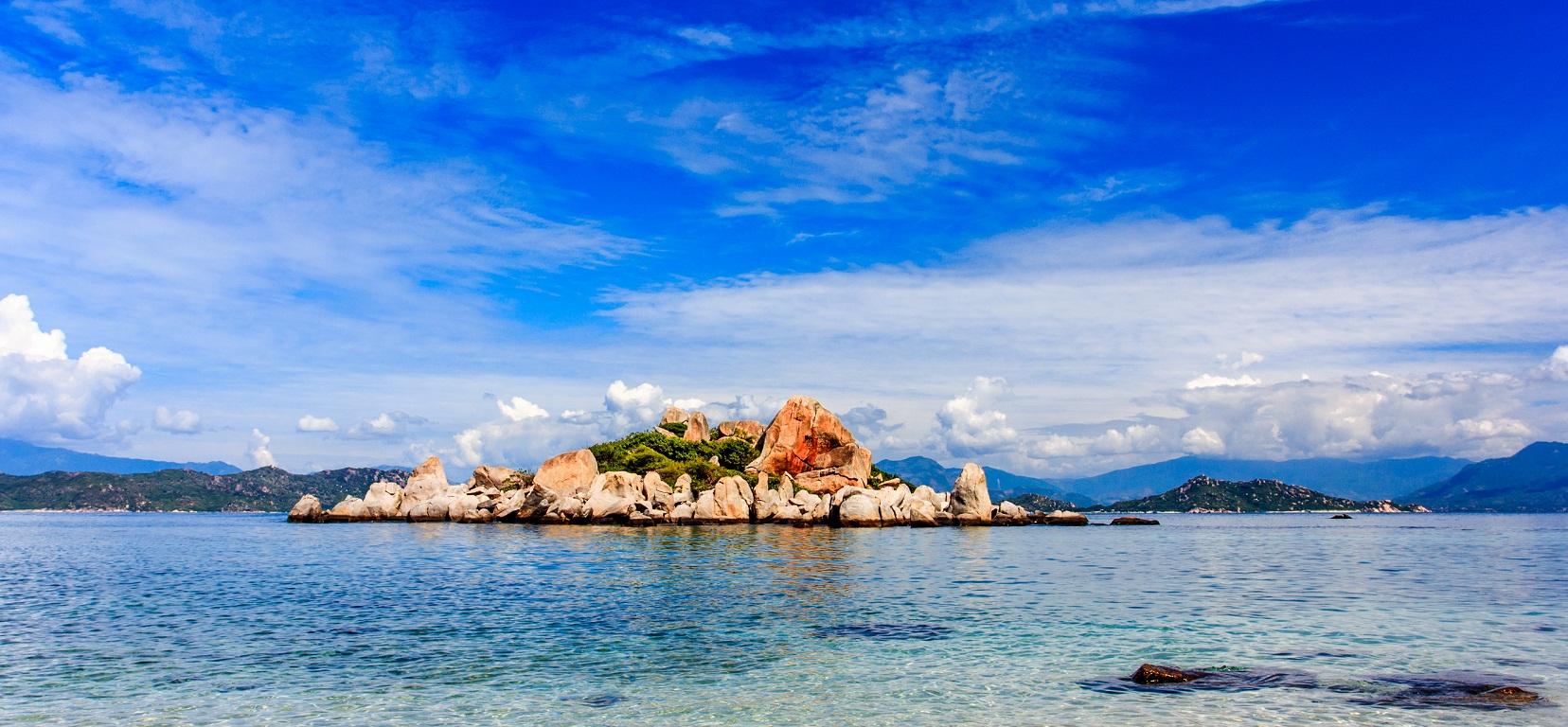 Tour ghép Nha Trang – Bình Ba 4 ngày