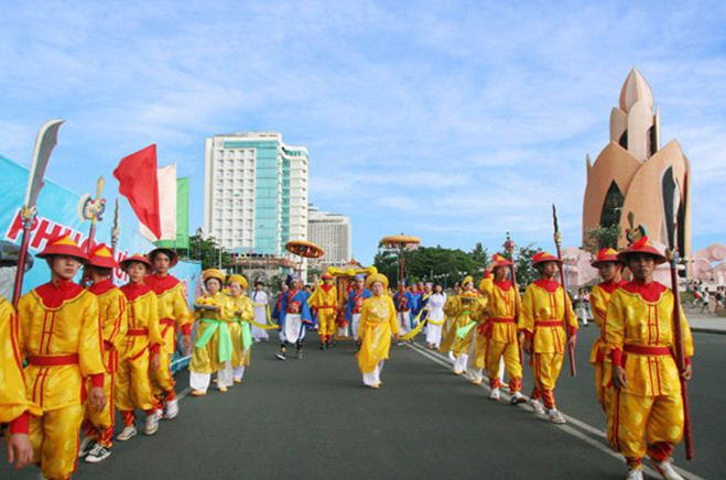 4 lễ hội truyền thống đặc sắc tại Nha Trang