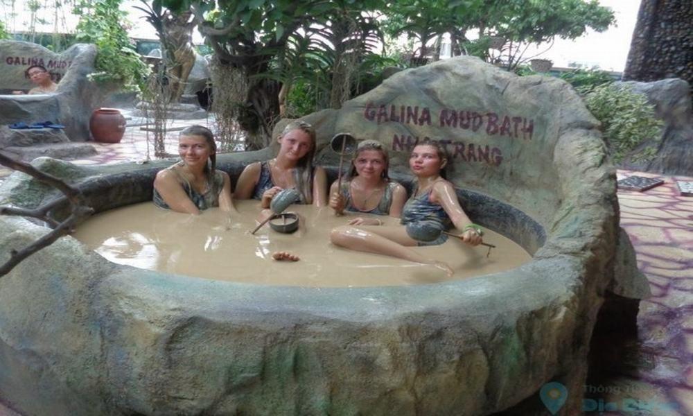 5 địa điểm tắm bùn hấp dẫn ở Nha Trang