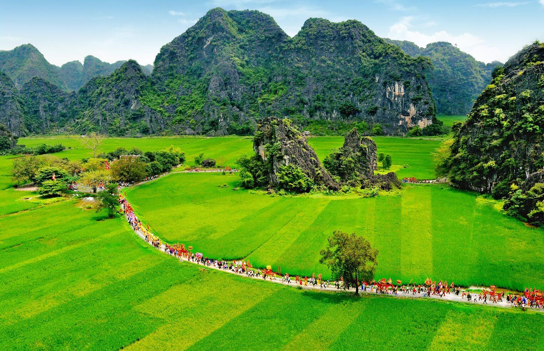 13 diểm du lịch Ninh Bình vừa lạ vừa quen
