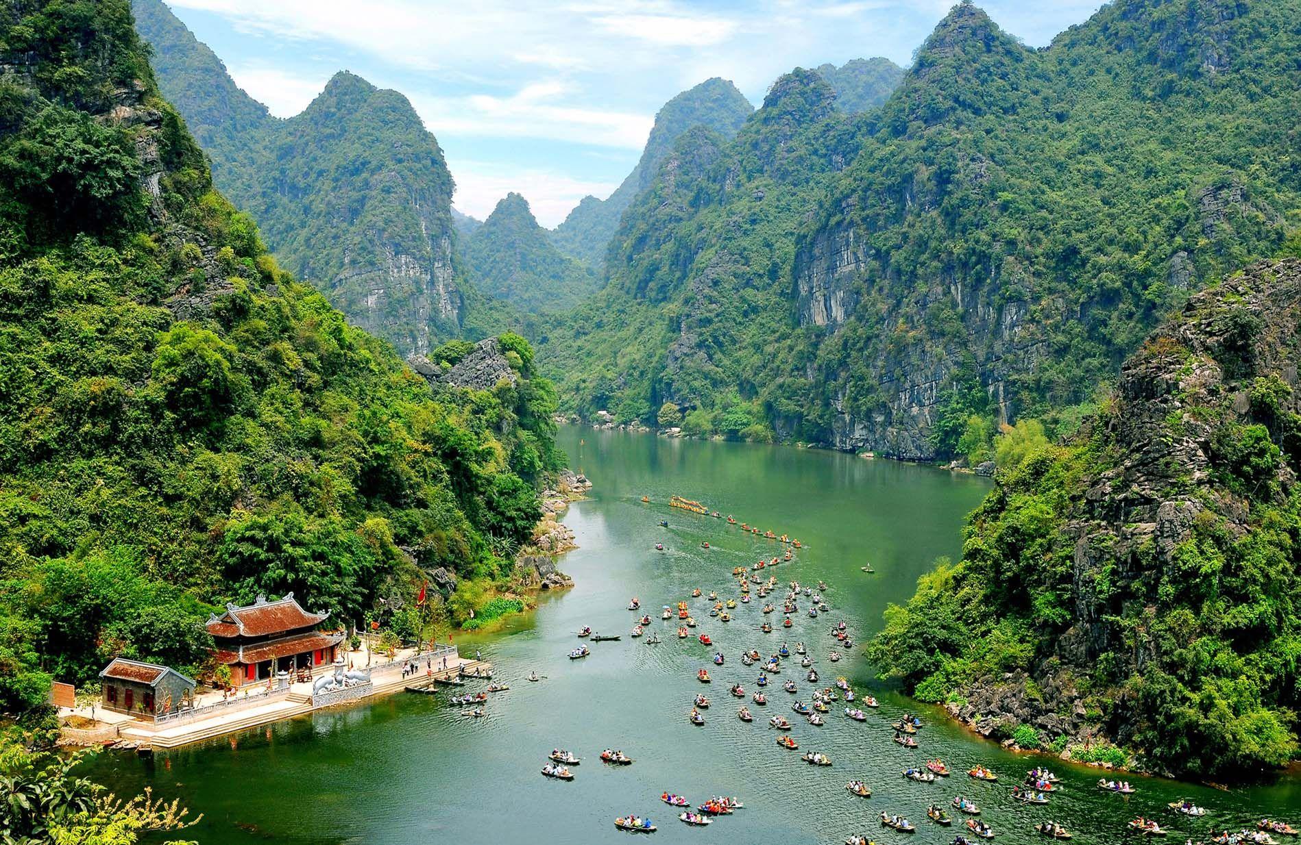 Tour  Tam Chúc – Tràng An 1 ngày