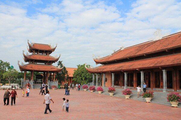 Độc đáo kiến trúc chùa Hộ Quốc - Phú Quốc
